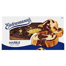 Entenmann's Marble Loaf Cake 12 oz, 12 Ounce