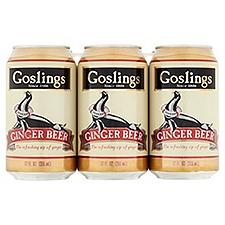 Goslings Ginger Beer, 1 Each