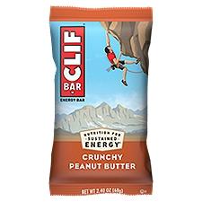 Clif Bar Crunchy Peanut Butter, 2.4 Ounce