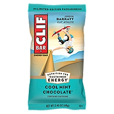 Clif Bar Cool Mint Chocolate, 2.4 Ounce