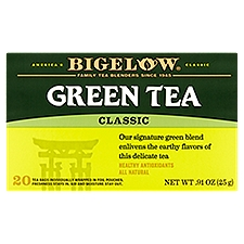 Bigelow Green Tea Bags, 0.91 Ounce