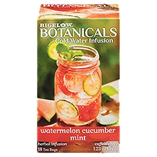 Bigelow Botanicals Cold Water Infusion Watermelon Cucumber, 1.23 Ounce