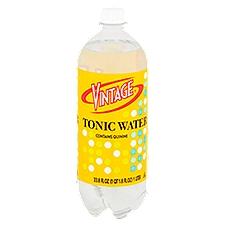 Vintage Tonic Water, 33.8 Fluid ounce