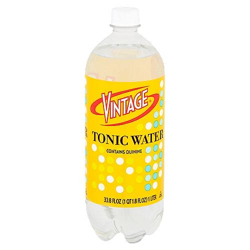 Contains quinine.