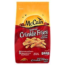 McCain Premium Golden Crisp Oven Fries - Seasoned, 26 Ounce