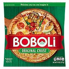 Boboli 12-Inch Original Pizza Crust 14oz, 1 Each