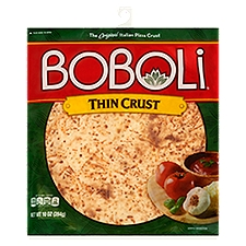 Boboli Original Thin Pizza Crust 10oz, 1 Each