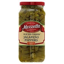 Mezzetta Deli-Sliced Tamed Jalapeno Peppers, 16 Fluid ounce