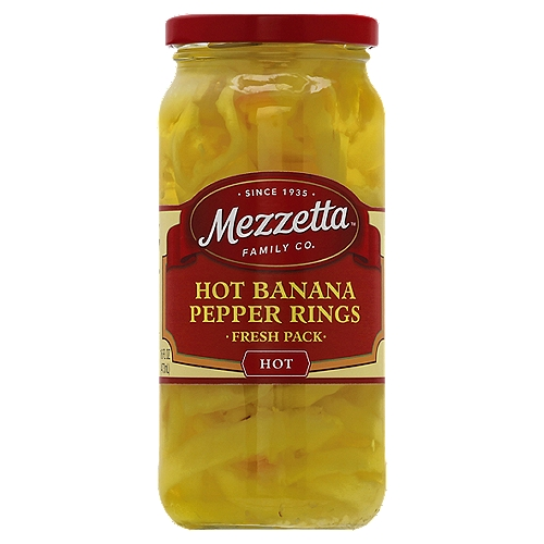 Nonna never made a boring sandwich or salad. She'd surprise our palate by adding a few vibrant pepper ring •and it made all the difference.