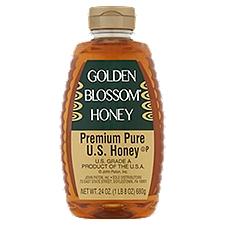 Golden Blossom Pure Honey, 24 Ounce