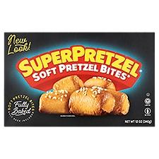 SuperPretzel Soft Pretzel Bites, 12 Ounce