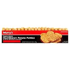Murry's HashBrown Potato Patties Cook-n-Serve, 900 Ounce