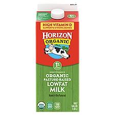 Horizon Organic 1% Lowfat Milk, 63.91 Fluid ounce