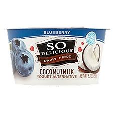 So Delicious Coconut Milk Blueberry Yogurt Alternative, 5.3 Ounce