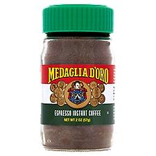 Medaglia D'oro Instant Coffee - Espresso, 2 Ounce