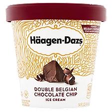 Haagen-Dazs Belgian Chocolate Ice Cream, 14 Fluid ounce