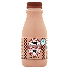 Ronnybrook Farm Dairy Creamline Chocolate Milk, 12 Fluid ounce