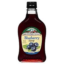 Maple Grove Farms Blueberry Syrup, 8.5 Fluid ounce