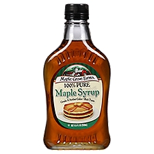 Maple Grove Farms 100% Pure Maple Syrup, 8.45 Fluid ounce