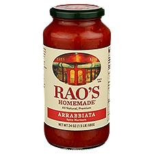 Rao's Homemade Sauce - Homemade Arrabbiata, 24 Ounce