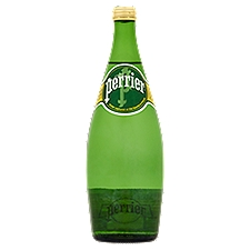 Perrier Sparkling Natural Mineral Water, 25.3 Fluid ounce