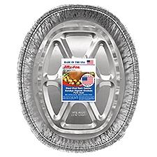 Jiffy Foil Bakeware - Giant Oval Roaster Pan, 1 Each
