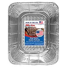 Jiffy Foil Bakeware - Deep Roaster, 1 Each
