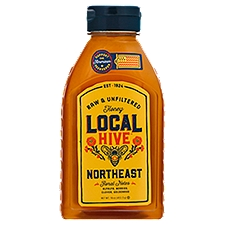 Local Hive Honey, Northeast, 16 Ounce