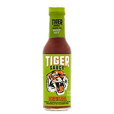 Try Me The Original Tiger Sauce, 5 Fluid ounce