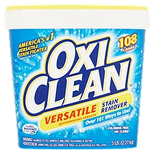 OxiClean Versatile Stain Remover, 5 Pound