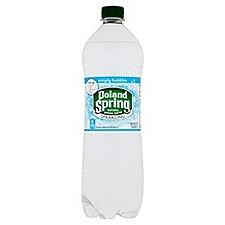 Poland Spring Sparkling Natural Spring Water, 33.8 Fluid ounce