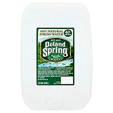 Poland Spring 100% Natural Spring Water, 2.5 Gallon