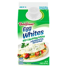 Bob Evans 100% Liquid Egg Whites, 16 Ounce