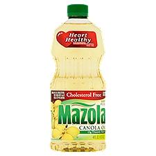 Mazola Canola Oil, 40 Fluid ounce