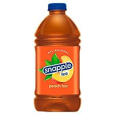 Snapple Peach Tea, 64 Fluid ounce