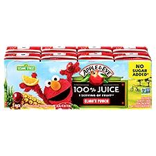 Apple & Eve 100% Juice - Elmo's Punch, 33.84 Fluid ounce