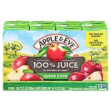 Apple & Eve 100% Apple Juice, 1.6 Each