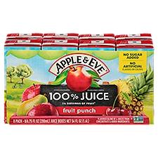 Apple & Eve 100% Juice - Fruit Punch, 1600 Millilitre