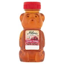 Mcclures Honey, 12 Ounce