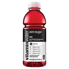 Glaceau vitaminwater zero - XXX Acai Blueberry Pomegranate, 20 Fluid ounce