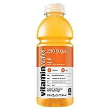 Glaceau vitaminwater zero - Rise Orange, 20 Fluid ounce
