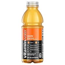 Glaceau vitaminwater - Essential Orange, 20 Fluid ounce