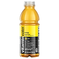 Glaceau vitaminwater - Energy - Tropical Citrus, 20 Fluid ounce