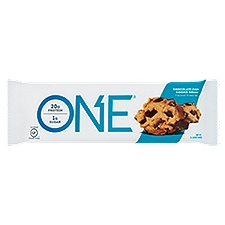 One Protein Bar Chocolate Chip Cookie Dough Flavored, 2.12 Ounce