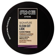 Axe Clean Cut Look Hair Pomade Classic, 2.64 Ounce