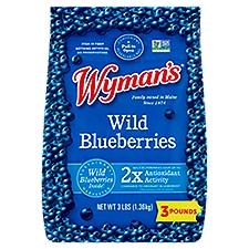 Wyman's of Maine Blueberries, 3 Pound