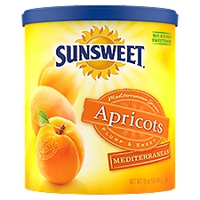 Sunsweet Apricots, Mediterranean, 16 Ounce