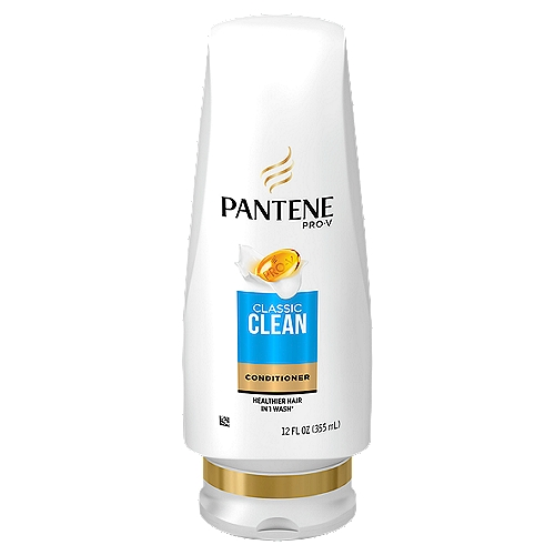 Classic Clean Conditioner is a gentle nourishing conditioner perfect for daily use and any hair type. Strengthens hair against damage. Makes hair shiny, manageable, and healthy-looking.