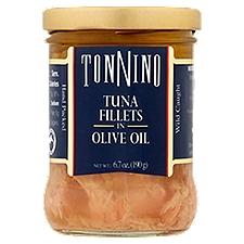 Tonnino Tuna Fillets In Olive Oil, 6.7 Ounce