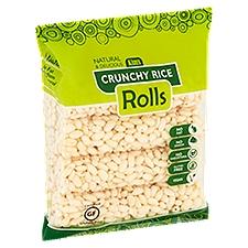 Kim's Crunchy Rice Rolls, 2.8 Ounce